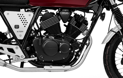 zanella  ceccato v250i bicilindrica 0km - tamburrino motos