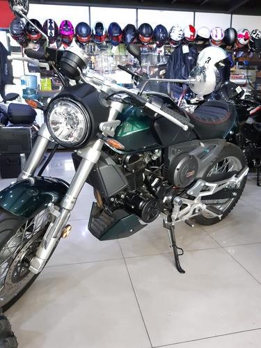 zanella ceccato x 250 0km - financiación - motos m r