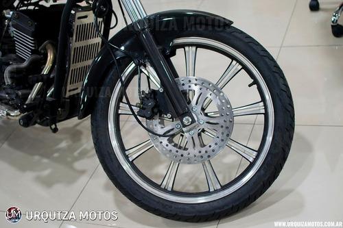 zanella chopper 350 patagonian moto