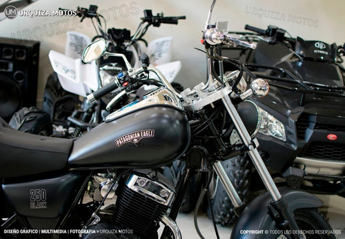 zanella chopper motos patagonian 250