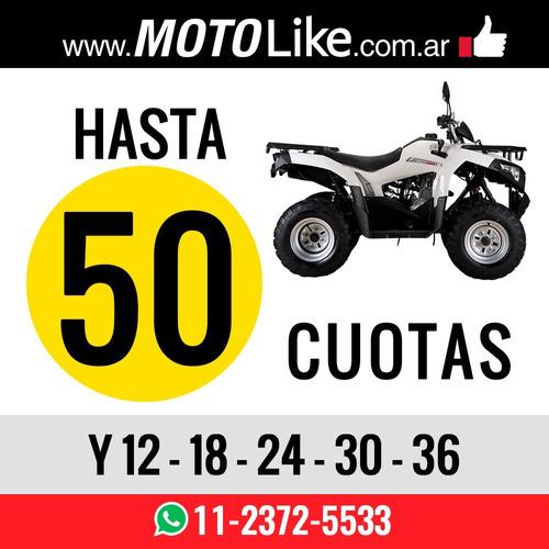 zanella cuatriciclo gforce 200 atv 250 yamaha moto