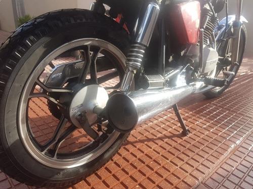 zanella custom 125