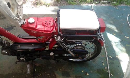 zanella delivery 100cc lista para trabajar !!