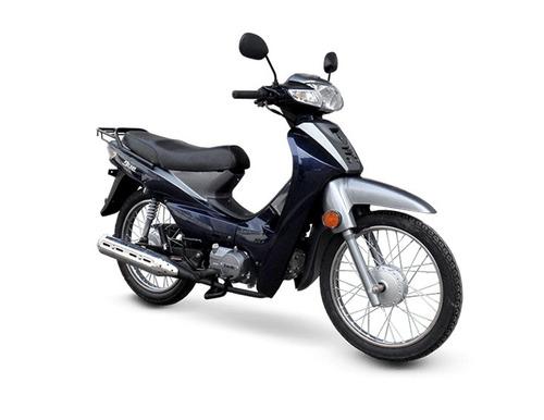 zanella due classic 110 110cc 2018 0km azul 999 motos