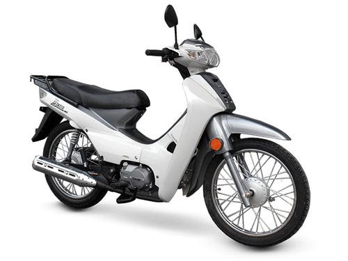 zanella due classic 110 12 cuotas de $ 3032 oeste motos