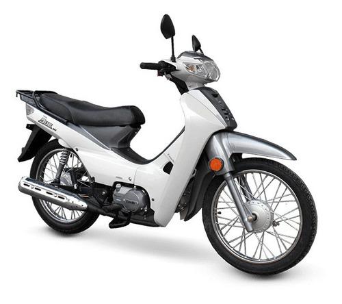 zanella, due classic 110cc, motozuni monte grande
