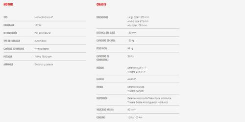 zanella due luxury 110 2018 financio oficial zanella quilmes