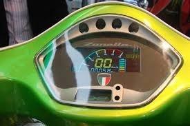 zanella electrica e styler 0km. 100% financ bb motonautica