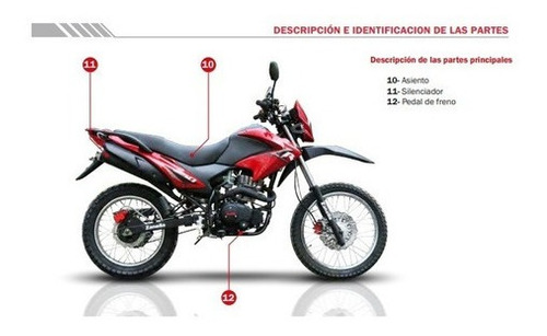 zanella enduro zr 250 lt   dólar billete