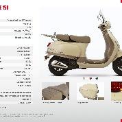 zanella exclusive 150 okm unica