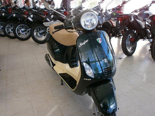 zanella exclusive 150 z3 styler retro entrega inmediata