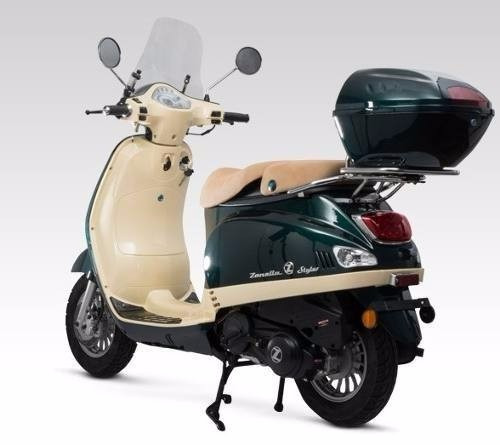 zanella exclusive 150 z3 = vespa retro vintage antigua