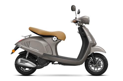 zanella exclusive scooter