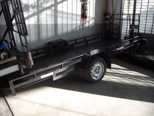 zanella gforce 250 //muy nuevo//trailers