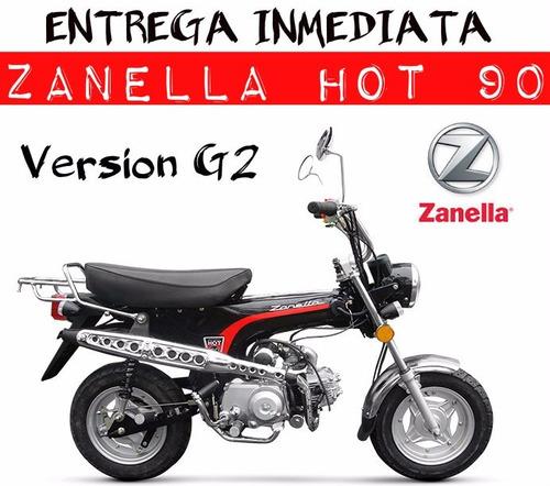 zanella hot 90  0 km entrega inmediata