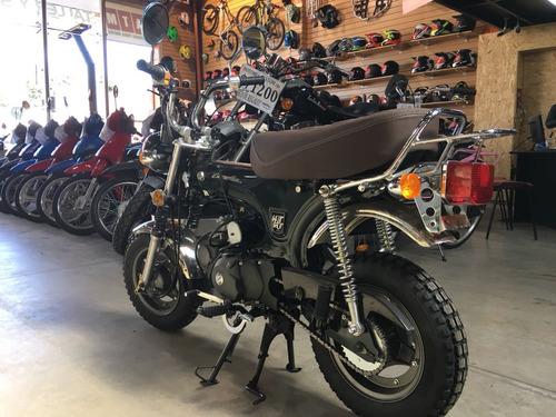 zanella hot 90 shot okm tamburrino motos