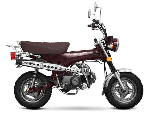 zanella hot shot 90 dax 2020 0km 90cc