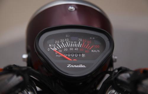 zanella hot shot 90 dax 2020 0km 90cc