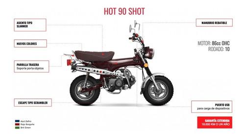 zanella hot90