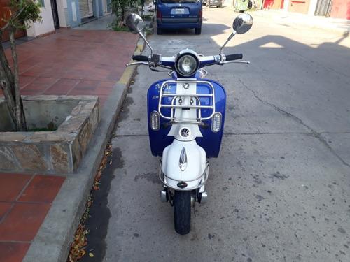 zanella mod 150 cc patentada en 2017