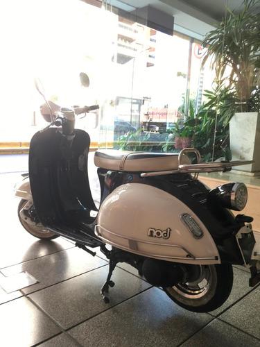 zanella mod 150 cc- scooter vintage- solo 1100 km! impecable