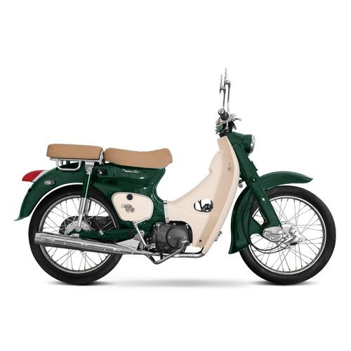 zanella motoneta 110 0km moto retro  victim urquiza motos