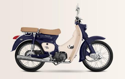 zanella motoneta 110 vintage 0km retro urquiza motos