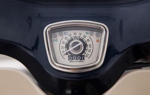 zanella motoneta 110 vintage victim 0km retro urquiza motos