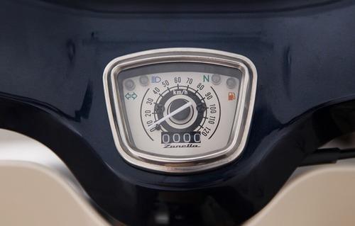 zanella motoneta 110 (zb - mod 150) motozuni moreno