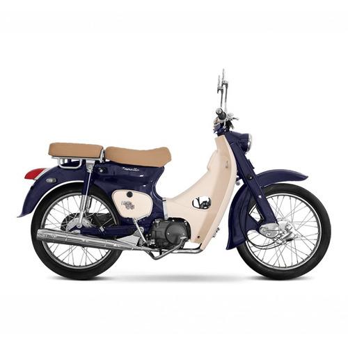 zanella motoneta cub 0km 2019 financiacion 100% dni cuotas