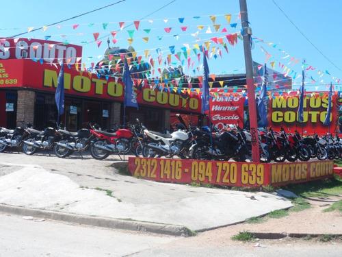 zanella patagonia 125 inpecable === motos couto ===