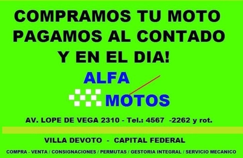 zanella patagonia 250 - anticipo con $26000 - tomo motos