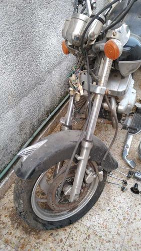 zanella patagonia 250 para reparar o repuestos