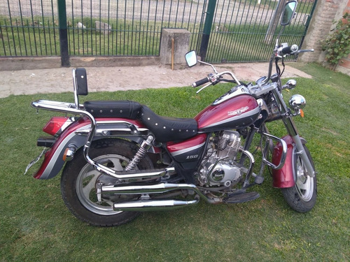 zanella patagonia  chopera 150 cc