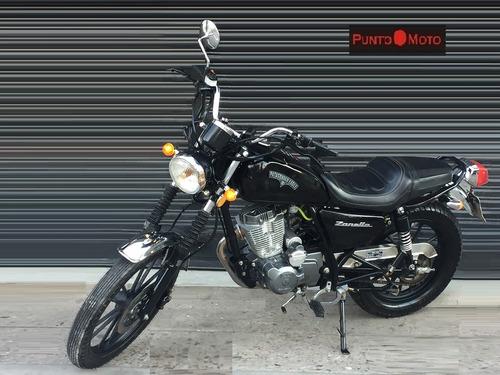 zanella patagonia eagle 150 black !! puntomoto !! 1127089671