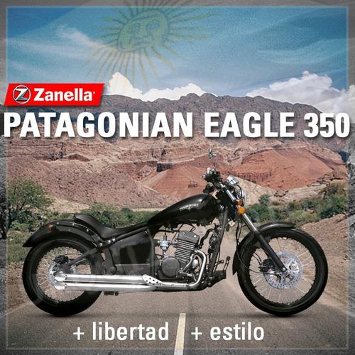 zanella patagonia eagle 350