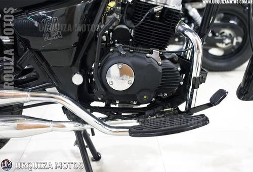 zanella patagonian 150 chopper custom negra financiada