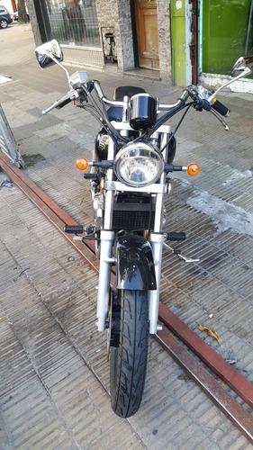 zanella patagonian 250 - anticipo con $26000 - tomo motos