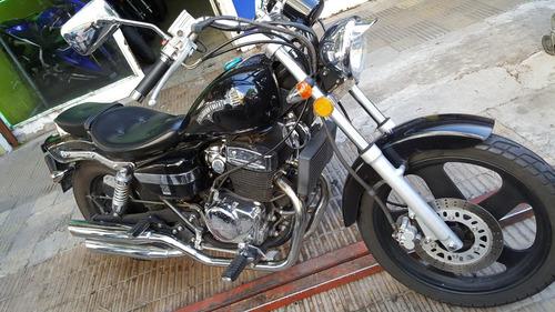 zanella patagonian 250 motos