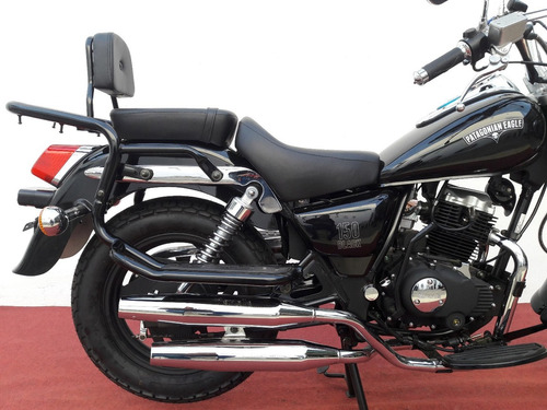zanella patagonian eagle 150 custom moto 0km ruggeri motos