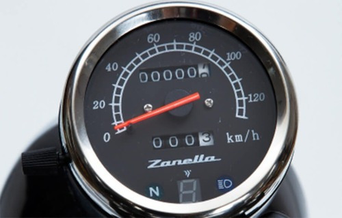 zanella patagonian eagle 150cc st - motozuni  caballito