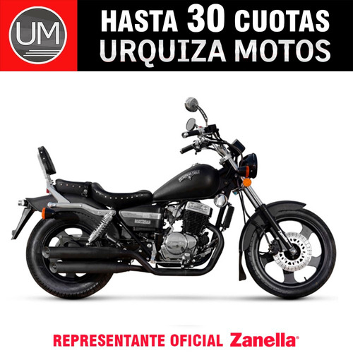 zanella patagonian eagle 250 chopper