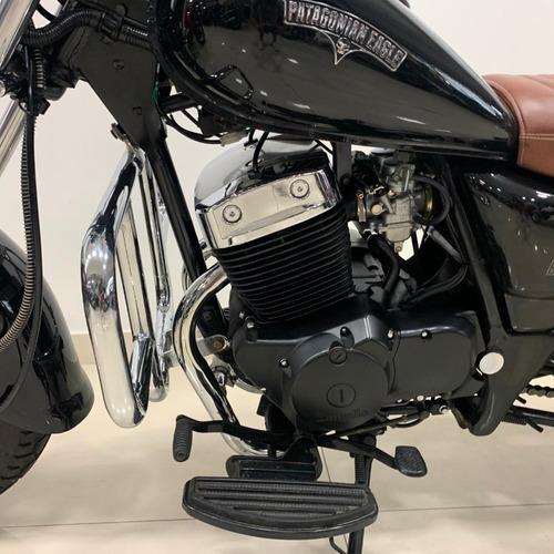 zanella patagonian eagle 250 custom chopper usada 2018