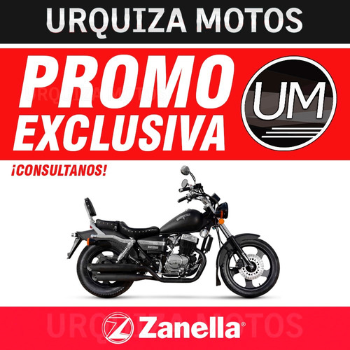 zanella patagonian eagle 250 darkroad dark road 0km chopper