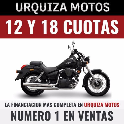 zanella patagonian eagle 250 darkshadow 0km urquiza motos