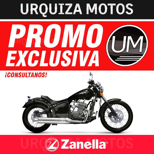 zanella patagonian eagle 350 chopper motos