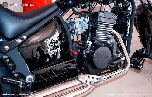 zanella patagonian eagle 350 chopper motos