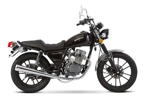 zanella patagonian150 st custom cuotas solo dni 100% motonet
