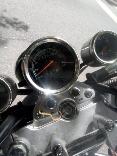 zanella patgonia black 250 cc
