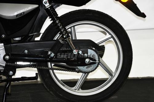 zanella rx 150 full keller stratus cg v2 150cc cg